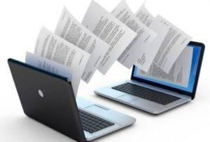 Соглашение (договор) с ПФР об обмене документами через Интернет и порядок документооборота